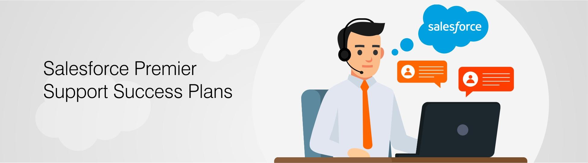 Salesforce Premier Support Success Plans